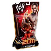 WWE Best of 2011 Series Action Figure - Kofi Kingston
