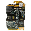 """Hasbro Year 2010 Transformers """"Hunt for the Decepticons"""" Series Deluxe Class 15cm Tall Robot Action Figure : Autobot ELITA-1 with Launching Missile and Figure Stands that Becomes Snap On Cannons (Vehicle Mode"""