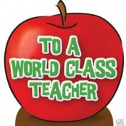 Advanced Graphics 947 Teacher s Appreciation Apple