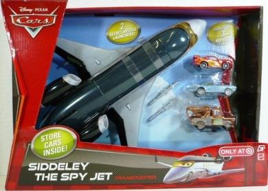 Cars  Spy Jet Transporter