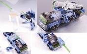 Transformers Galaxy Force Japanese Figures GD09 Demolishor
