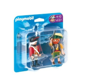 Playmobil 4127 Pirate and Redcoat Soldier
