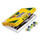 . reg; Coloured Woodcase Pencil Classpack, 3.3 mm, 12 Assorted Colours/box