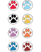 Teacher Created Resources 9029 Mini Stickers Variety Pack, Six Assorted Designs/colours, 3,168/pack
