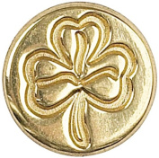 Decorative Seal Coin-Shamrock