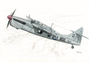 Fairey Barracuda Mk 5 Royal Navy Bomber (w/Resin & Photo-Etch) 1/48 Special Hobby