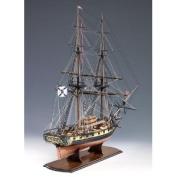 Amati Wooden Ship Kit - Mercury