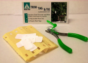 Miracle Point TTT3 Trim Tag & Tie Gardening Kit - Set of 2