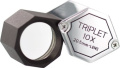 SE 10X, 21mm Lens, Triplet Professional Loupes - Chrome