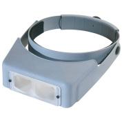 OptiVISOR LX Binocular Magnifier-Lensplate #7 Magnifies 2.75X At 15cm