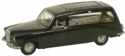 Oxford Diecast DS420 Daimler Hearse - 1/76 OO Scale Diecast Model