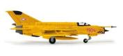 Herpa 1-200 Scale Military HE553889 Hungarian Air Force MIG-21 1-200 Sky Hussars Aerobatic