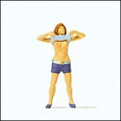 Preiser HO/OO Lady Undressing