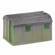 Hornby R9512 00 Gauge Skaledale Concrete Plate Layers Hut Railside Collection