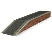 Metcalfe PO216 OO Gauge Platform Card Kit - up to 2.1m in length