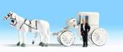 NOCH 16706 H0 Wedding carriage