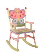 Teamson Rocking Chair - Magic Garden