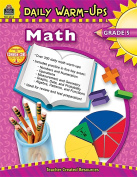 TEACHER CREATED RESOURCES TCR3963 DAILY WARM-UPS MATH GR 5