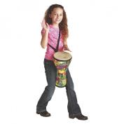 Remo Kid's Percussion 20cm x 36cm Pre-tuned Djembe