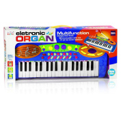 Kids Authority 37 Keys standard Kids Keyboard / Piano with Microphone - Colour Vary