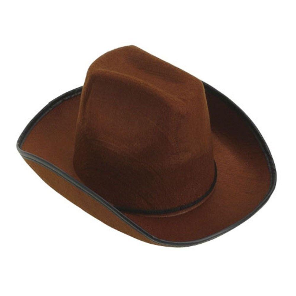 16d55b193ab School Sprit Felt Cowboy Hat