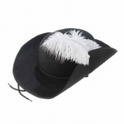 US Toy Company H496 Three Musketeers Hat