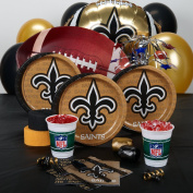 New Orleans Saints Deluxe Party Pack for 8