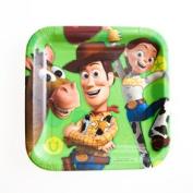 18cm Disney's Toy Story 3 Plates