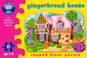 Orchard Toys Gingerbread House Floor Puzzle