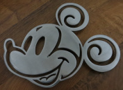 Disney Parks Mickey Mouse Metallic Trivet/Hot Pad (Comes Sealed) - Disney Parks Exclusive & Limited Availability