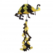 In the Breeze Breezy Bee Honeycomb Party Friend Hanging Decorative Item