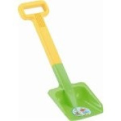 Children's Shovel with Plastic Handle