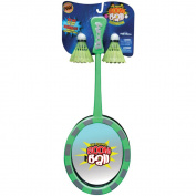 POOF-Slinky 0C8429BL POOF Original Boom Ball Badminton Racquets with Birdies