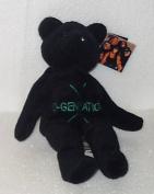 World Wrestling Federation WWF Attitude Bears; 20cm D-Generation; Plush Bennie Toy Doll