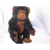 Monkey Jungle Plush Toy 30cm Collectible