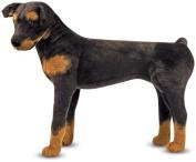 Melissa and Doug Plush Rottweiler