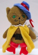 Fairytale Puss in Boots Finger Puppet