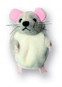 Finger Puppet: Grey Mouse