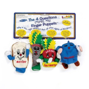 Four Questions Finger Puppets Judaica