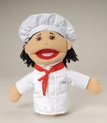 Marvel Education Company MTC318 Chef Multi Ethnic Career Puppet