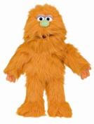 36cm Monster Puppet Orange