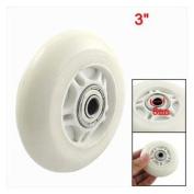 Skateboard Replacement Off White Skate Roller Wheel