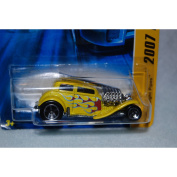 Hot Wheels Yellow Straight Pipes 2007 New Models #12