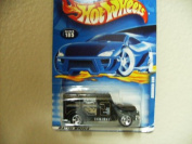 Hot Wheels Armoured Car 2001 #185 with Large 5sps Front and Rear[toy]
