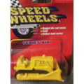 Speed Wheels Bulldozer
