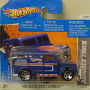 Hot Wheels Armoured Truck