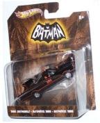 HOT WHEELS 2012 EDITION BATMAN EXCLUSIVE 1966 TV BATMOBILE DIE-CAST COLLECTIBLE, 1:50 SCALE 1966 BATMOBILE