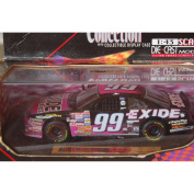 Speedway Collection Ford Thunderbird Jeff Burton 1:43 Scale with Collectible Display Case #99