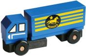 horse semi truck