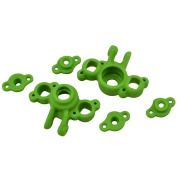 Axle Carriers, Green: 1/16 TRA